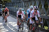 Break away group.<br /> <br /> <br /> 23th Memorial Rik Van Steenbergen 2019<br /> One Day Race: Beerse > Arendonk 208km (UCI 1.1)<br /> ©kramon