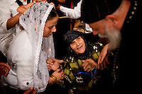 A Muslim woman, implores Father Samaan to perform a exorcism with her.<br />
