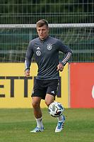 Toni Kroos (Deutschland Germany) - 31.08.2020: Erstes Training der Deutschen Nationalmannschaft vor dem Nations League gegen Spanien, ADM Sportpark Stuttgart