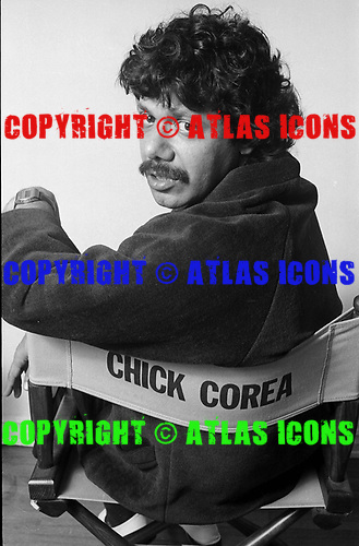 CHICK COREA, LOCATION, 1978, NEIL ZLOZOWER