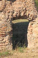 An entry among the ancient Roman remains in Villa Gordiani (Rome, 2020).<br /> <br /> Un'entrata tra le antiche rovine Romane di Villa Gordiani.