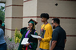 candids received their diploma at Bryan Station High school on  Friday June 5, 2020  in Lexington, Ky. Photo by Mark Mahan Mahan Multimedia