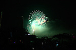 An explosion of green fireworks casts a surrealistic glow over the Han River at the fifth annual Da Nang International Fireworks Competition in Da Nang, Vietnam. Italy won the two-day, five-nation event, which also included teams from Canada, China, France and Vietnam. April 30, 2012.