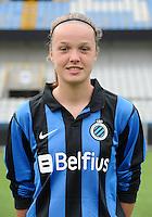 Club Brugge Vrouwen : Tine De Caigny<br /> foto David Catry / nikonpro.be
