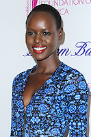 NEW YORK CITY, NY, USA - MARCH 07: Ajak Deng at the 6th Annual Blossom Ball Benefiting Endometriosis Foundation Of America held at 583 Park Avenue on March 7, 2014 in New York City, New York, United States. (Photo by Jeffery Duran/Celebrity Monitor)