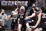SIOUX FALLS, SD - MARCH 6: xxxxxxxxxxxxx during the Summit League Basketball Tournament at the Sanford Pentagon in Sioux Falls, SD. (Photo by Richard Carlson/Inertia)
