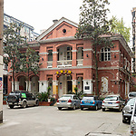 The Consul's Residence In Yichang (Ichang).  The Offices Were To The Left And Rear Of This Building And No Longer Exist.