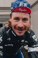 3rd October 2021, Paris–Roubaix Mens Cycling tour;  Mitch Docker during the Paris–Roubaix which is famous for its uneven cobblestone course.