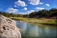 Pedernales River - Best River to relax and recharge swimming & kayaking - Stock Photo Image Gallery