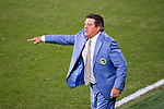 Head Coach Miguel Herrera of Club America (MEX) gives instructions to his team during their CONCACAF Champions League Semi Finals match against Los Angeles FC (USA) at the Orlando's Exploria Stadium on 19 December 2020, in Florida, USA. Photo by Victor Fraile / Power Sport Images