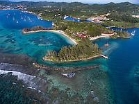 Fantasy Island, Roatan, Honduras