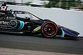 #52: Cody Ware, Dale Coyne Racing with RWR Honda