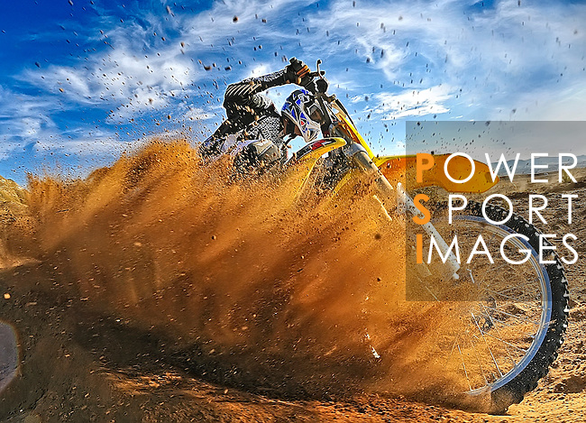 Motocross portfolio of Hong Kong based The Power of Sport Images Senior Motor photographer Alberto Lessmann. Photo by Alberto Lessmann / The Power of Sport Images