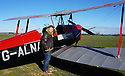 """13/03/16 <br /> <br /> Kristen Dodds in Tiger Moth.<br /> <br /> <br /> .National Apprenticeship Week: Could this be the best apprenticeship in the UK?<br /> <br /> Full story here:<br /> http://www.fstoppress.com/articles/apprentice_pilot/<br /> <br /> .FOR as long as he can remember Kristen Dodds has dreamed of becoming a pilot and now, thanks to """"the best apprenticeship ever"""", he is well on the way to making his dream come true.<br /> <br /> But it's an apprenticeship with a difference, as he is learning the trade in a 70-year-old Tiger Moth biplane.<br /> <br /> And, at the end of his three-year apprenticeship, Kristen will be a fully qualified commercial pilot.<br /> <br /> What's more, the 20-year-old bagged himself the unique opportunity purely by chance.<br /> <br /> (National Apprenticeship Week runs from Monday, March 14 until Friday, 18.)<br /> All Rights Reserved: F Stop Press Ltd. +44(0)1335 418365   +44 (0)7765 242650 www.fstoppress.com"""