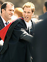 23/06/2005         Copyright Pic : James Stewart.File Name : sct_jspa03 wills graduation.PRINCE WILLIAM GREETS THE CROWDS AFTER HIS GRADUATION FROM ST ANDREWS UNIVERSITY......Payments to :.James Stewart Photo Agency 19 Carronlea Drive, Falkirk. FK2 8DN      Vat Reg No. 607 6932 25.Office     : +44 (0)1324 570906     .Mobile   : +44 (0)7721 416997.Fax         : +44 (0)1324 570906.E-mail  :  jim@jspa.co.uk.If you require further information then contact Jim Stewart on any of the numbers above.........