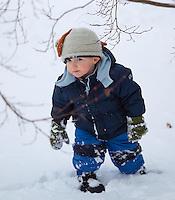FAMILY- Winter Storm-2011