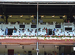Scenes from around the track on August 20, 2016 during Alabama Stakes Day at Saratoga Race Course in Saratoga Springs, New York. (Bob Mayberger/Eclipse Sportswire)