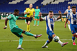 28th June 2020; RCDE Stadium, Barcelona, Catalonia, Spain; La Liga Football, Real Club Deportiu Espanyol de Barcelona versus Real Madrid; Picture show rodrygo