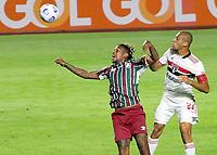 São Paulo (SP), 29/05/2021 - São Paulo-Fluminense - Partida entre São Paulo e Fluminense válida pelo Campeonato Brasileiro neste sábado (29) no estádio do Morumbi em São Paulo.