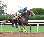 Lexington KY - October 7  wins the 104th running of the Claiborne Breeders' Futurity (Grade 1) for owner , trainer and jockey .  October 7, 2017