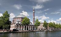 Nederland - Amsterdam -  2020.  De Westermoskee in stadsdeel de Baarsjes.   Foto : ANP/ Hollandse Hoogte / Berlinda van Dam