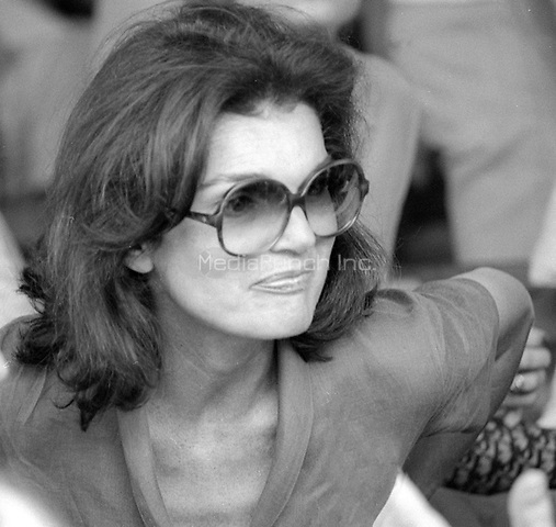 Jackie Kennedy 1978<br /> Photo By Adam Scull/PHOTOlink/MediaPunch