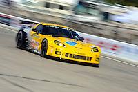 #4 (GT2) Corvette Racing ZR1, Olivier Beretta, Oliver Gavin & Emmanuel Collard