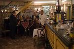 Venice Italy 2009 Lavena Tea Room cafe.  Saint Marks Square . Piazza San Marco.