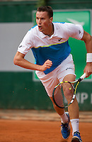 27-05-13, Tennis, France, Paris, Roland Garros, Kenny de Schepper