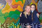 Lottee Lyne with her grandaughter Emma O'Connor at St Olivers NS grandparents day on Wednesday