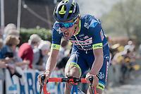 Yoann Offredo (FRA/Wanty Groupe-Gobert) up the Taaienberg<br /> <br /> 101th Ronde Van Vlaanderen 2017 (1.UWT)<br /> 1day race: Antwerp › Oudenaarde - BEL (260km)