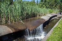Alnaelva ved Hølaløkka vannpark. <br />  © Fredrik Naumann/Felix Features