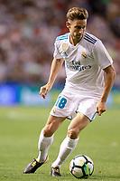 Real Madrid's Marcos Llorente during La Liga match. August 20,2017.  *** Local Caption *** © pixathlon