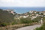 View Over Dawn Beach