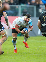 16 November 2019; Marcell Coetzee during the Heineken Champions Cup Pool 3 Round 1 match between Bath and Ulster at The Recreation Ground in Bath, England. Photo by John Dickson/DICKSONDIGITAL