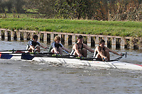 306 WYC Wycliffe. Wycliffe Small Boats Head 2011. Saturday 3 December 2011. c. 2500m on the Gloucester Berkeley Canal