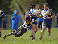 120630 Wellington Women's Club Rugby - Norths v Oriental-Rongotai