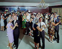Pollaci's Brooklyn House - Couples Dancing in the lounge - 1963