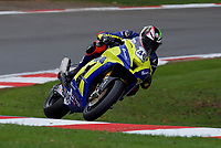 Tommy Bridewell (46) of Team WD40 during 2nd practice in the MCE BRITISH SUPERBIKE Championships 2017 at Brands Hatch, Longfield, England on 13 October 2017. Photo by Alan  Stanford / PRiME Media Images.