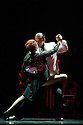 Maria Nieves and Junior Cervila in the UK premiere of 'Tanguera' at Sadlers Wells, 4.8.10.