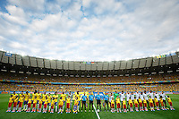 Germany vs Brazil, July 8, 2014