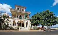Cuba, Palacio de Valle in Cienfuegos, Unesco-Weltkulturerbe