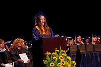 Glenbrook South High School Graduation Ceremony Rosemont Illinois 6-3-18