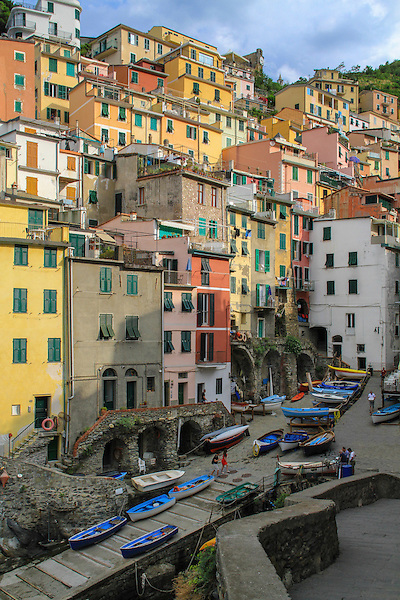 Fishing boats in Cinque Terre, Mediterranean Coast, Italy. .  John offers private photo tours in Denver, Boulder and throughout Colorado, USA.  Year-round. .  John offers private photo tours in Denver, Boulder and throughout Colorado. Year-round.