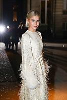 Caro Daur<br /> Parigi 22/01/2020<br /> Settimana della moda di Parigi <br /> Moda Donna - Giorgio Armani Ospiti <br /> Photo Gwendolin Le Goff/Panoramic/Insidefoto <br /> Italy Only