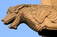 Nordzypern, Bedesten in Nicosia (Lefkosa), Ruine des überdachten Marktes der aus einer mittlalterlichen Kirche hervorgegangen ist
