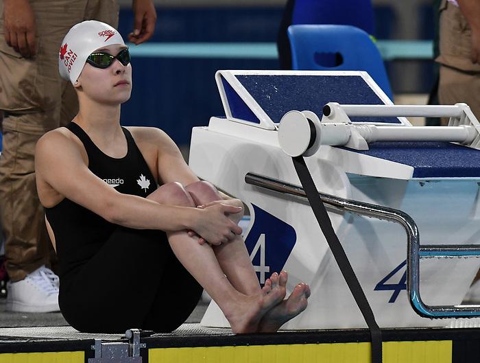 Michelle Tovizi, Lima 2019 - Para Swimming // Paranatation.<br /> Michelle Tovizi competes in Para Swimming // Michelle Tovizi participe en paranatation. 28/08/19.