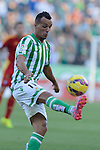 Betis player Kadir during the match between Real Betis and Recreativo de Huelva day 10 of the spanish Adelante League 2014-2015 014-2015 played at the Benito Villamarin stadium of Seville. (PHOTO: CARLOS BOUZA / BOUZA PRESS / ALTER PHOTOS)