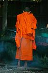 Novice Monk(s), Luang Prabang, Laos