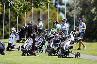 2020 Women's Interprovincial Golf Championships, Akarana Golf Club, Auckland, New Zealand,Wednesday 2 December 2020. Photo: Simon Watts/www.bwmedia.co.nz